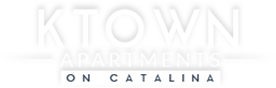 KTown Apartments on Catalina Logo