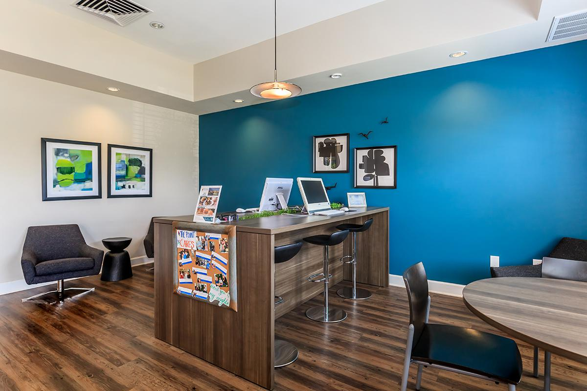 Cyber Cafe at The Point at Waterford Crossing
