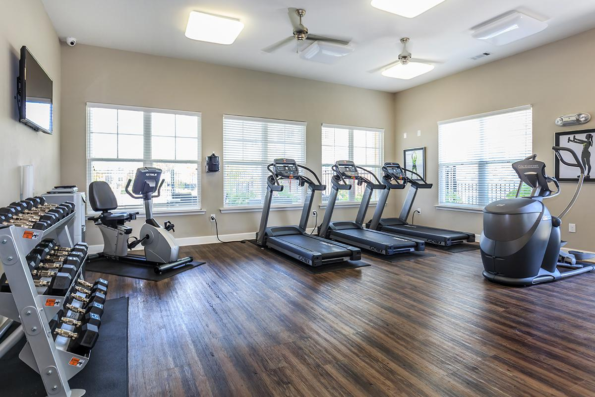 State-of-the-art Fitness Center at The Point at Waterford Crossing