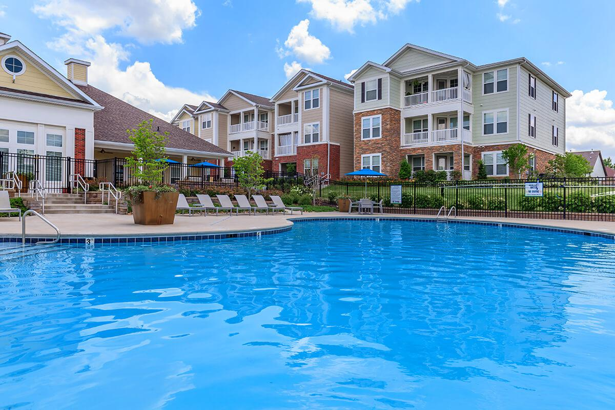 Swimming Pool at The Point at Waterford Crossing