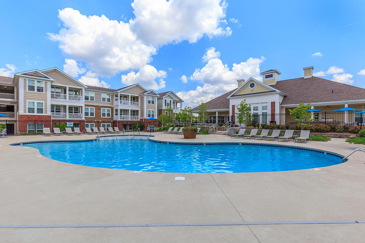 The Point at Waterford Crossing Features Resort-style Swimming Pools