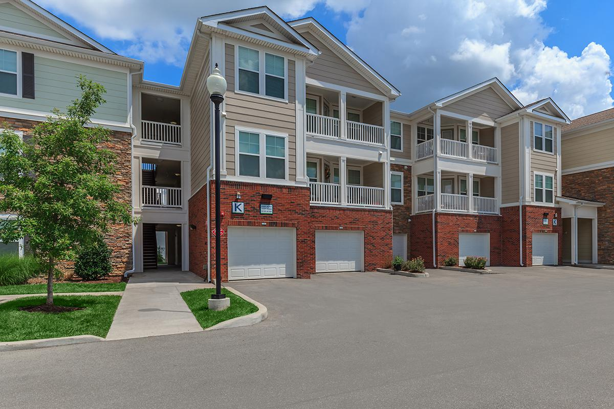 The Point at Waterford Crossing has Garages Available