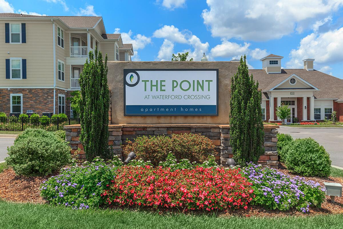 Welcome Home to The Point at Waterford Crossing in Hendersonville, Tennessee