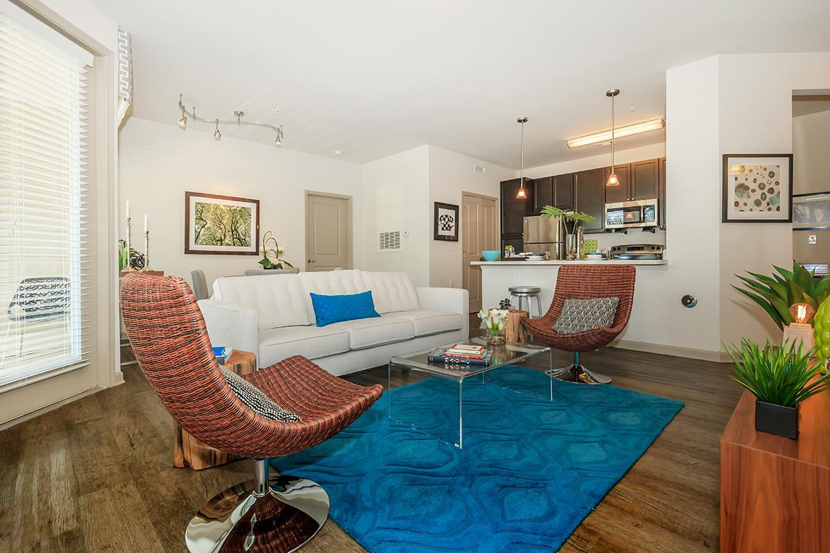 Two Bedroom Apartment Living at The Point at Waterford Crossing