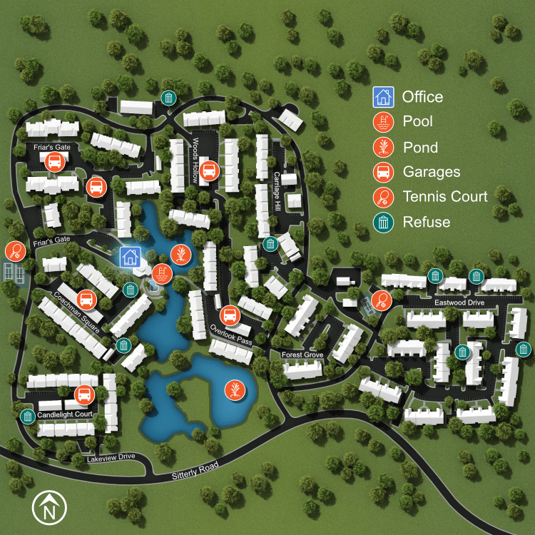Twin Lakes Apartments - Availability, Floor Plans & Pricing