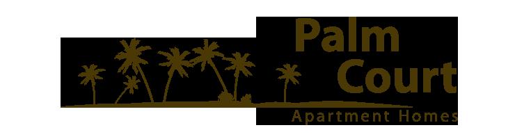 Palm Court Apartment Homes logo