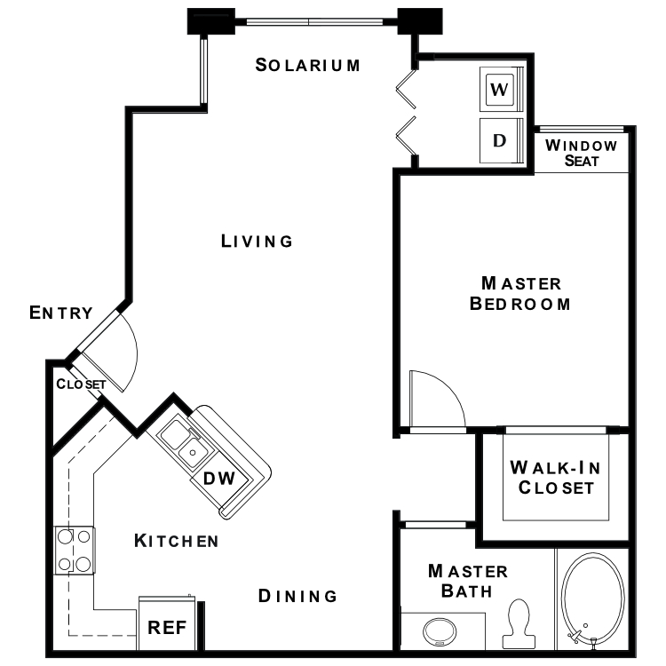 Floor plan image of Risen Star