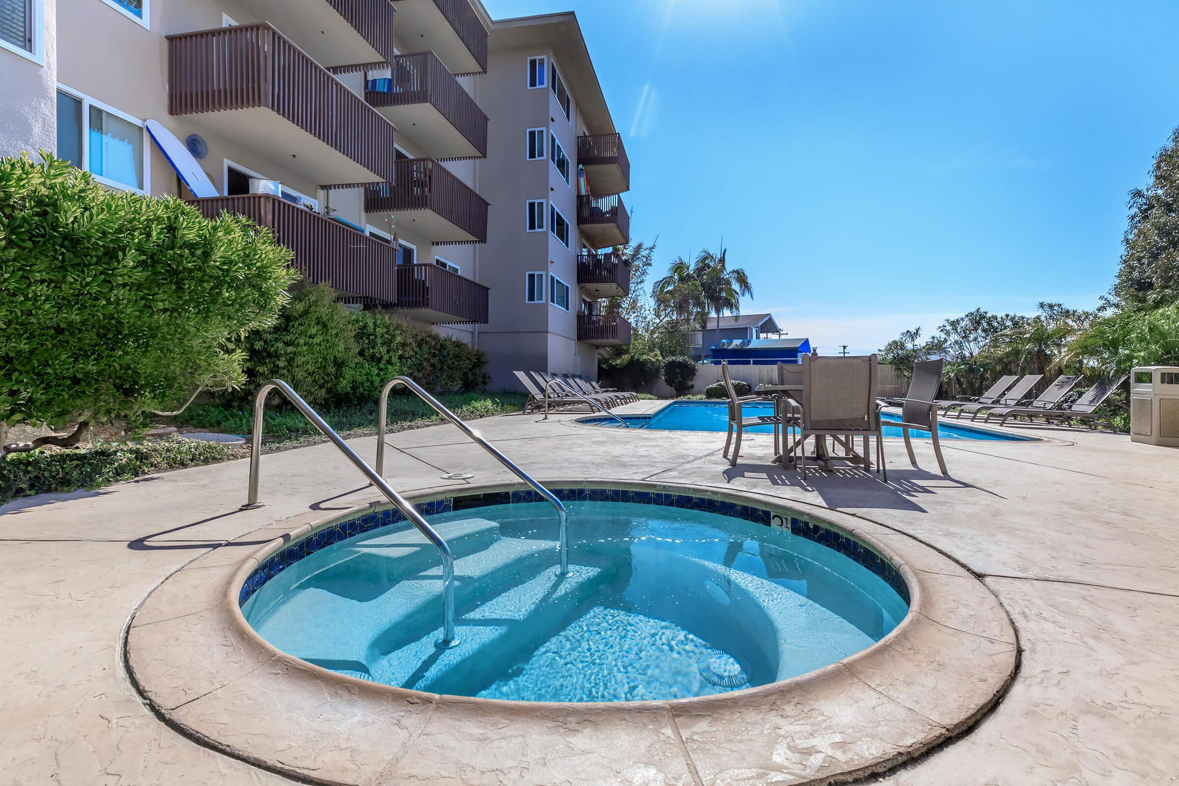 Enjoy the soothing spa at Casa Hermosa