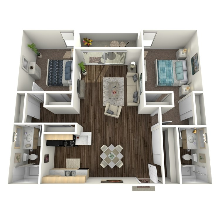 Floor plan image of Biltmore