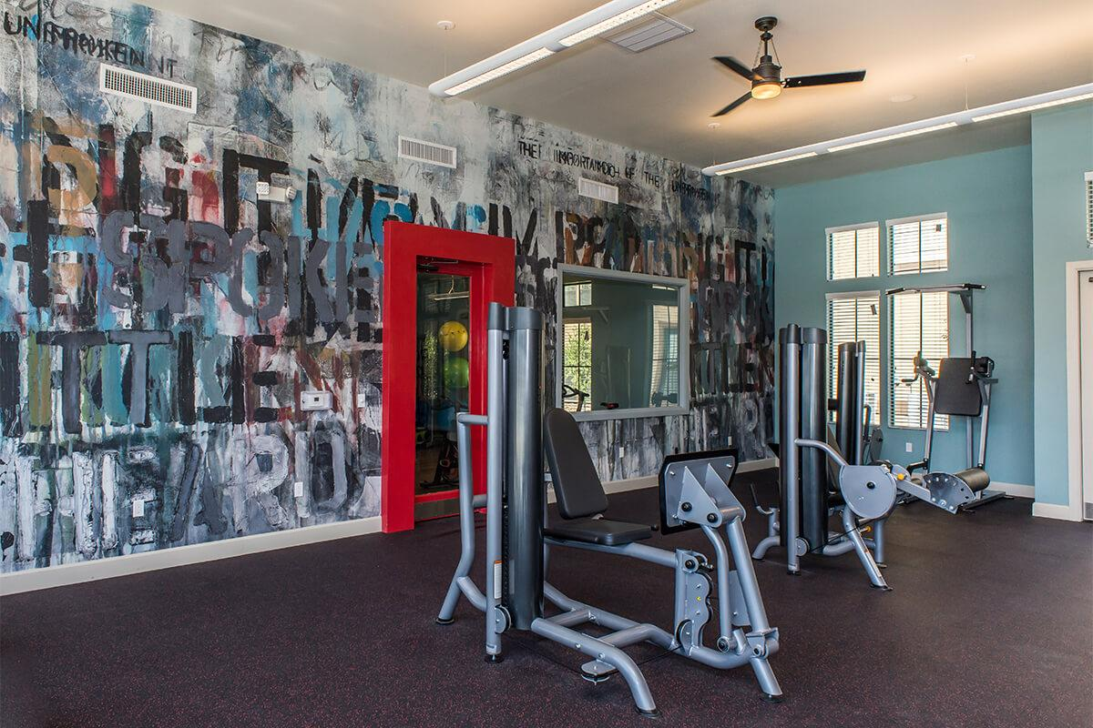 Interactive Fitness Studio