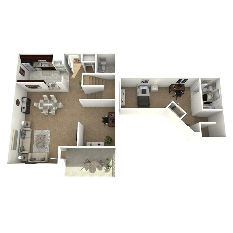 Floor plan image of Sagamore