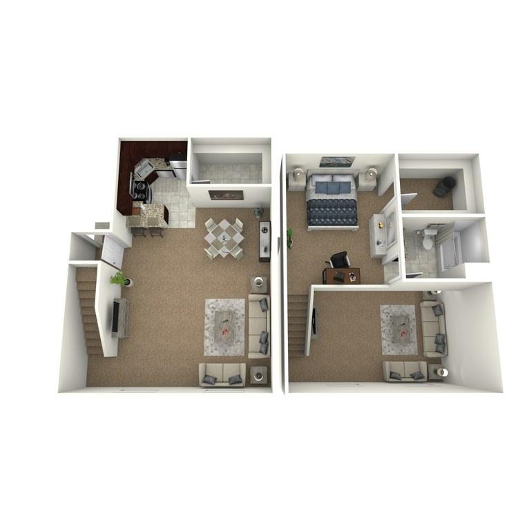 Floor plan image of Westchester