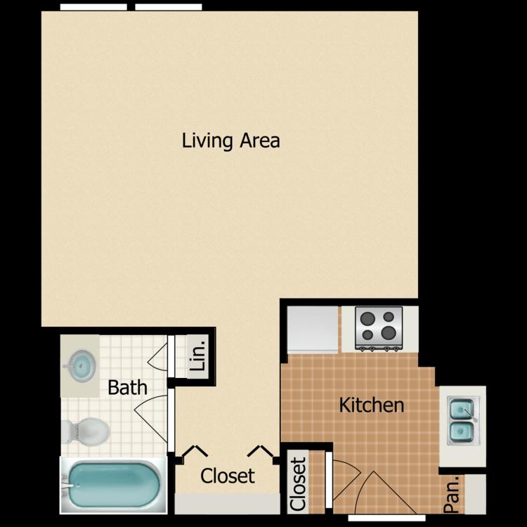 Floor plan image of Dogwood