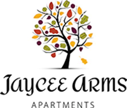 Jaycee Arms Apartments Logo