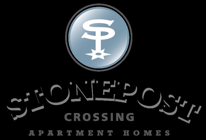 Stonepost Crossing Logo