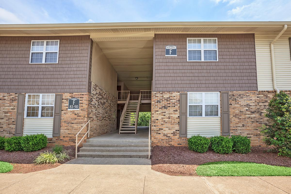 One to Three Bedroom Apartments in Clarksville, TN