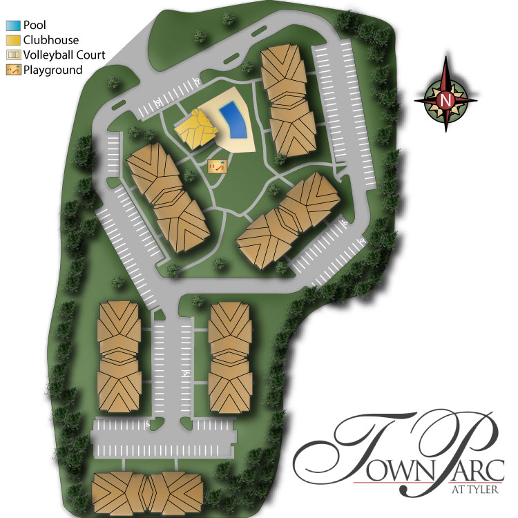 Town Parc at Tyler