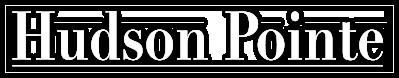 Hudson Pointe Apts Logo