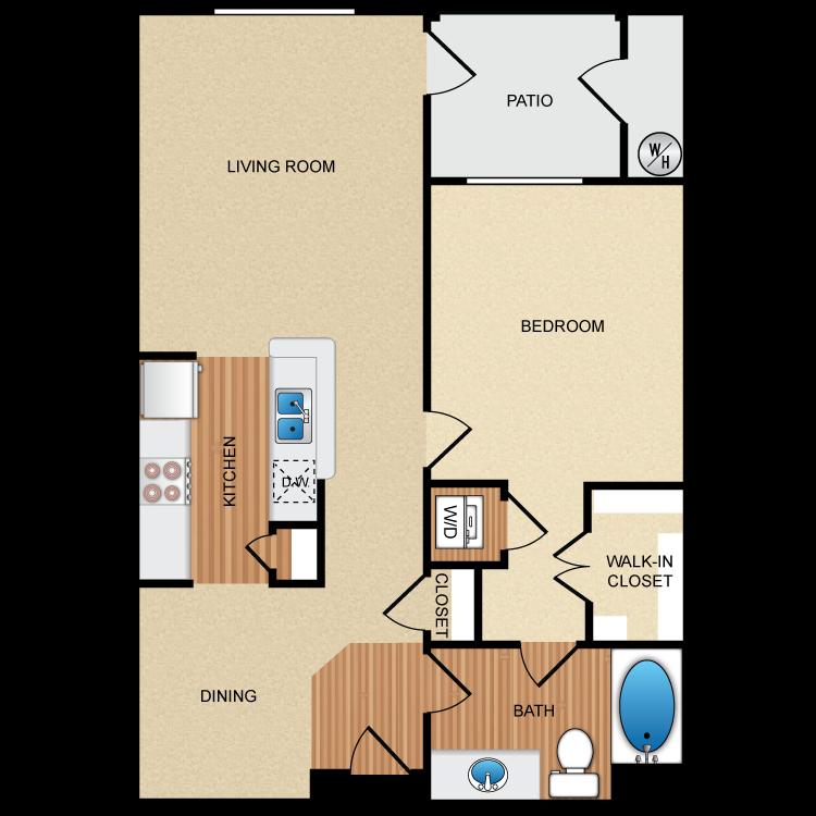 Luxury Apartments In Las Vegas Mosaic Apartments