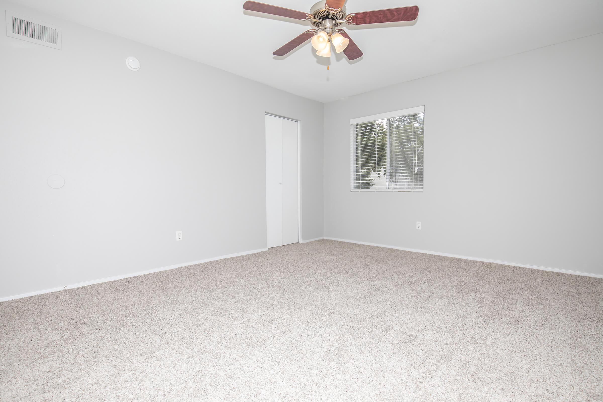 a bedroom with a white background