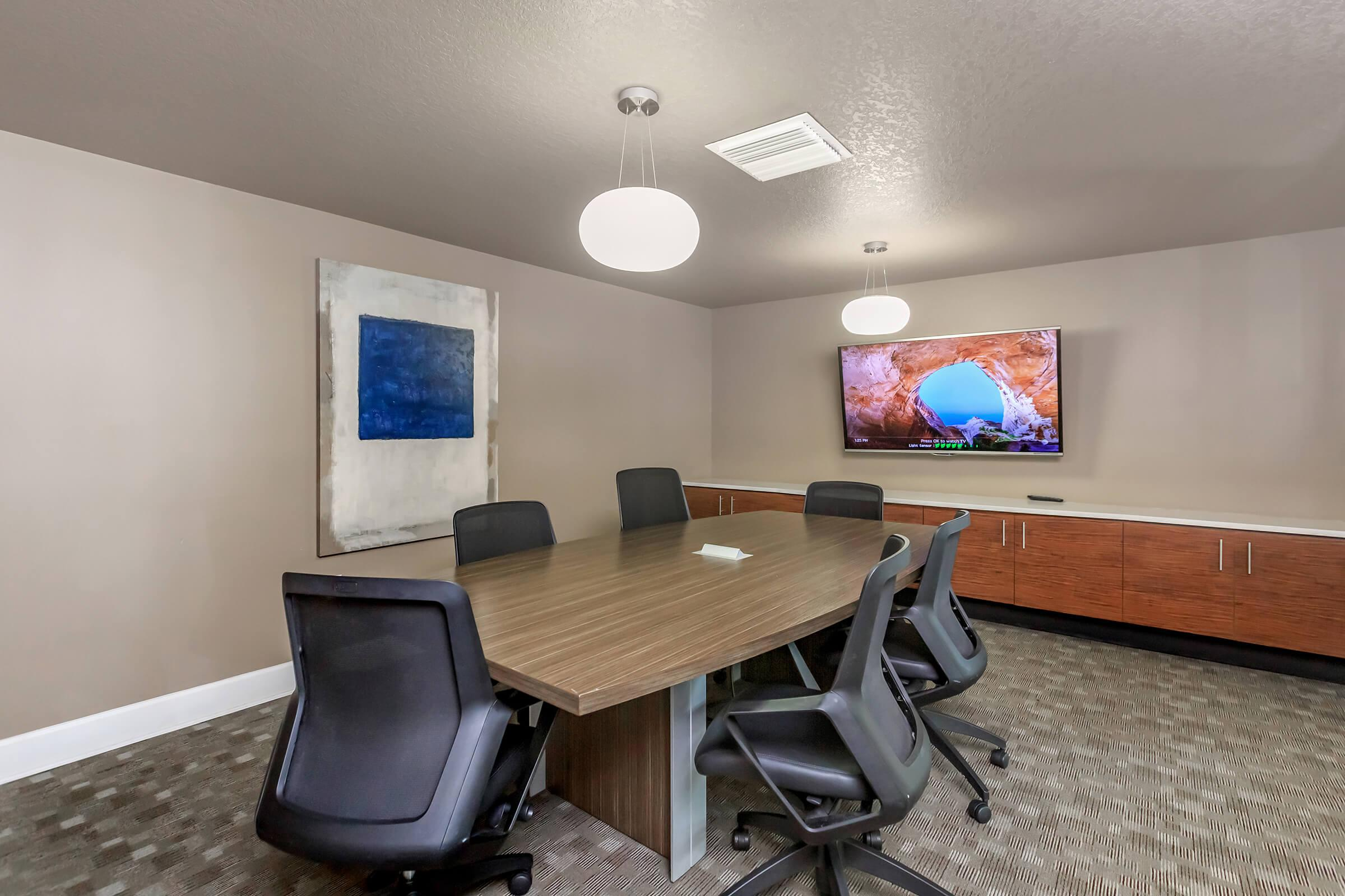 Common Room at The Allure Apartments in Jupiter, FL