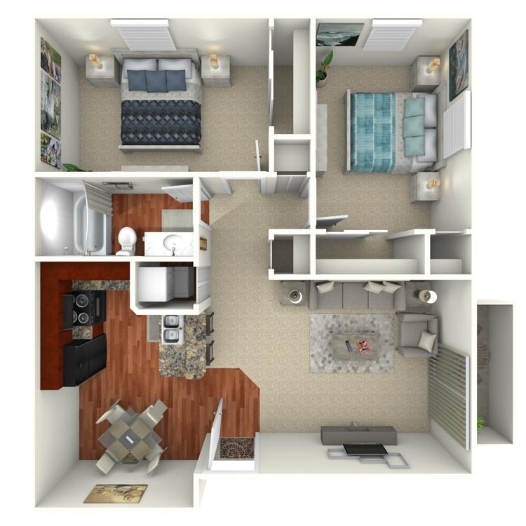 Floor plan image of Arbor