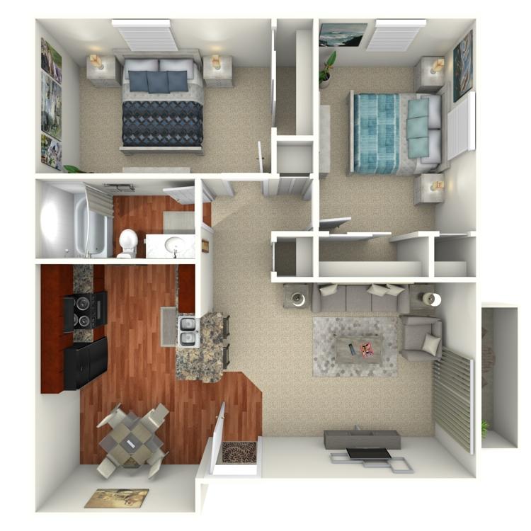 Floor plan image of Arbor 2