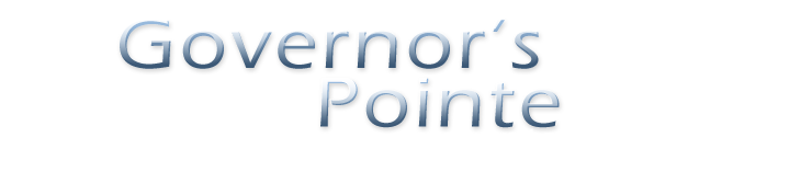 Governor's Pointe Apartments Logo