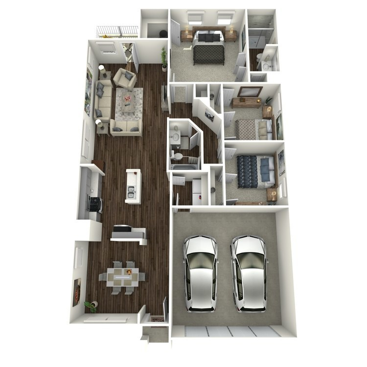 3 4 Bedroom Apartments In Pflugerville Tx Layouts