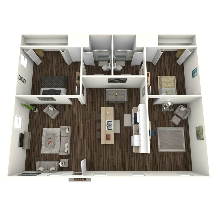 The Parker Apartments Availability Floor Plans Pricing