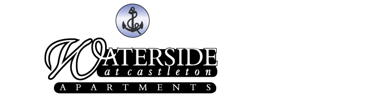 Waterside at Castleton Logo