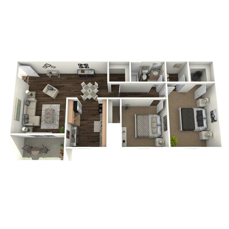 Floor plan image of The Mallard