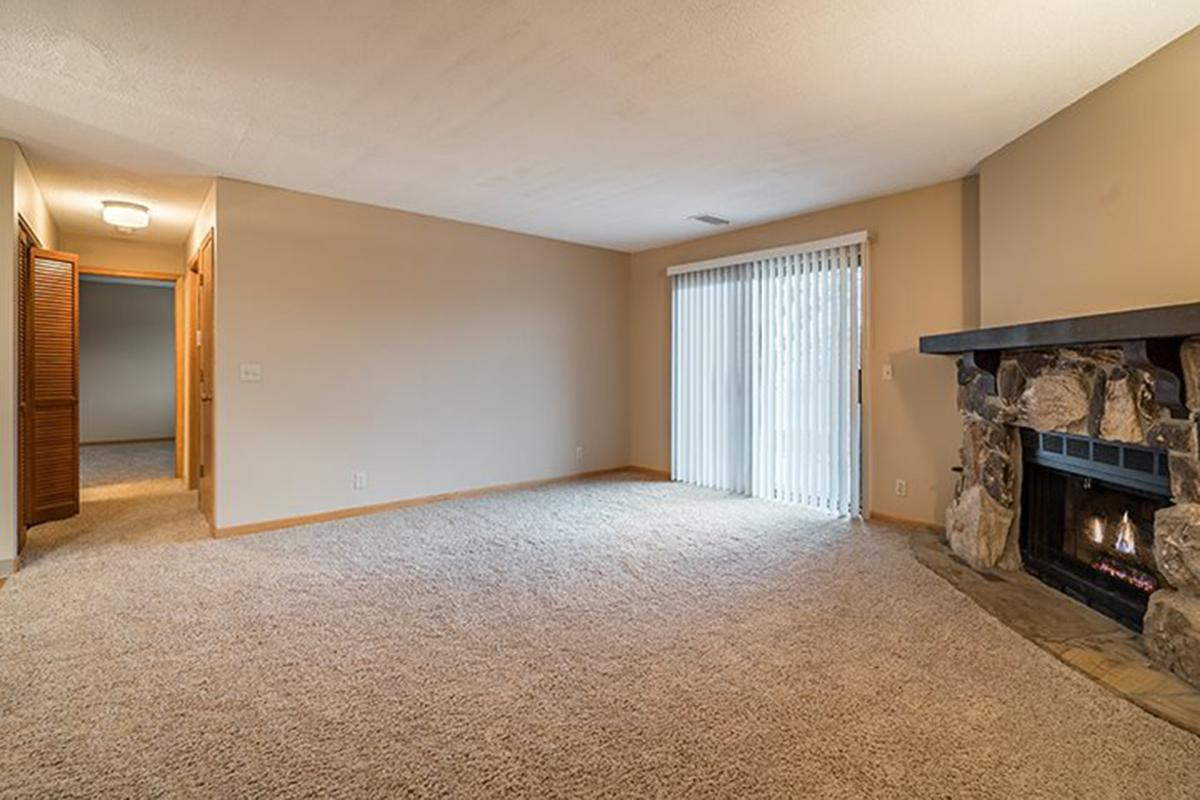 Interiors- Wood burning fireplaces at Oakwood Trail Apartments in Omaha Nebraska.jpg
