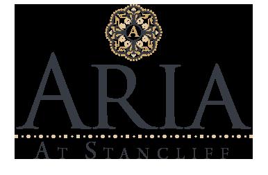 Aria at Stancliff Logo