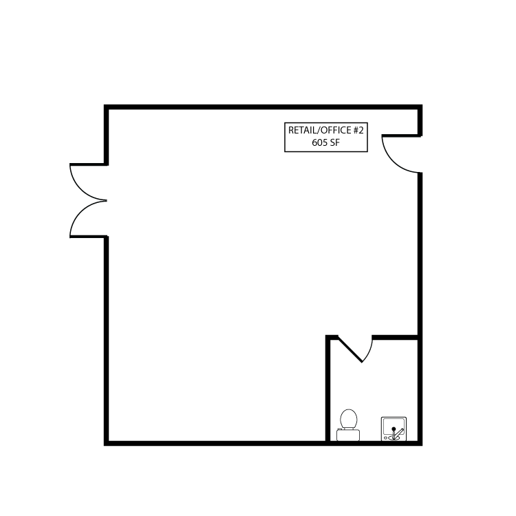 Floor plan image of Nguygen Optometry