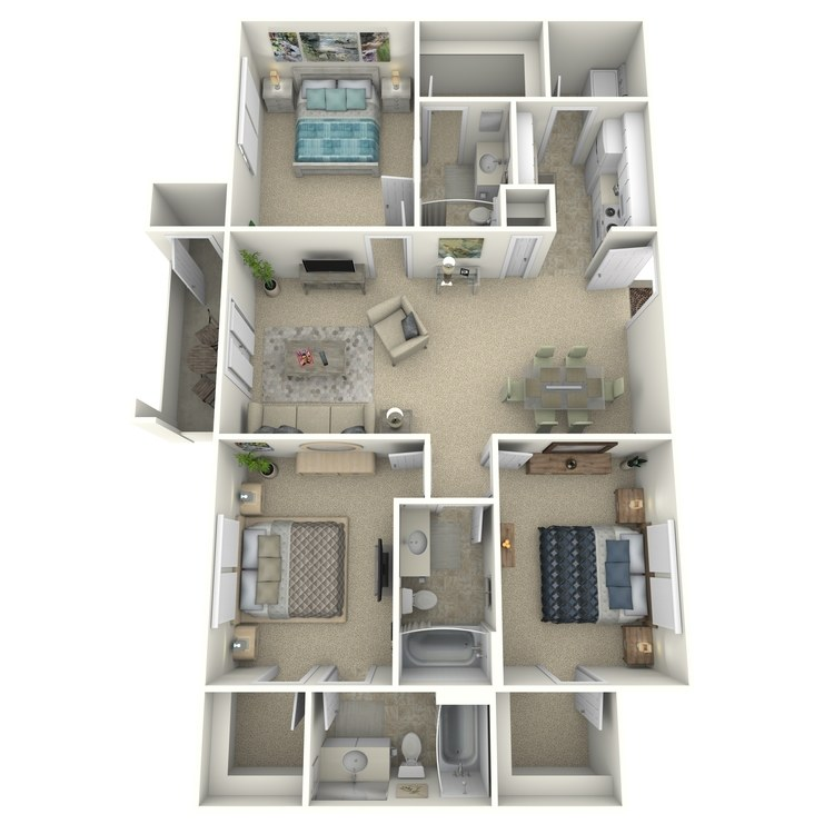Floor plan image of Corapeake