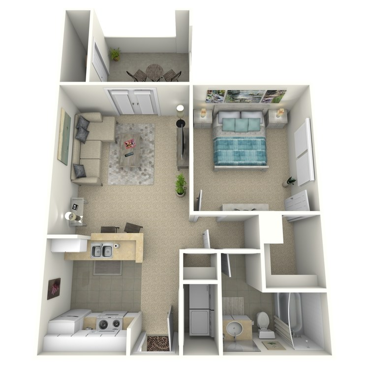 Floor plan image of Arlington