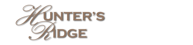 Hunter's Ridge Apartment Homes Logo