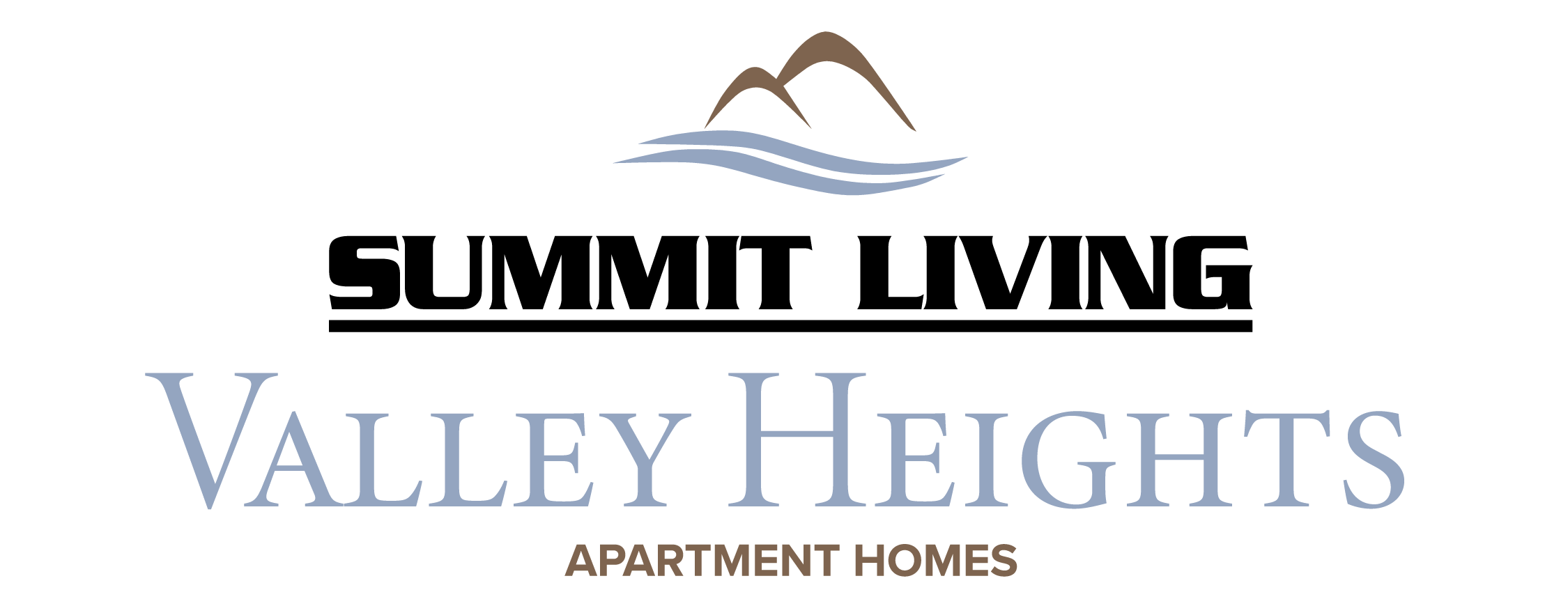 The Summit at Valley Heights Logo