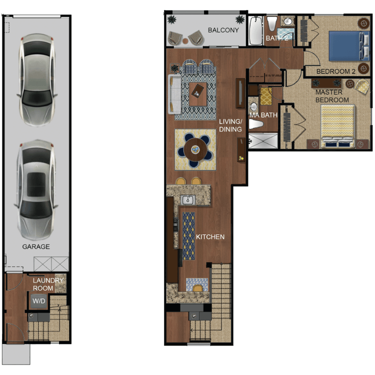 Floor plan image of Plan 4