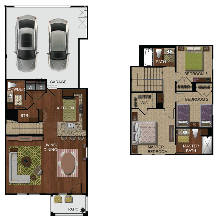 Plan 5 floor plan image
