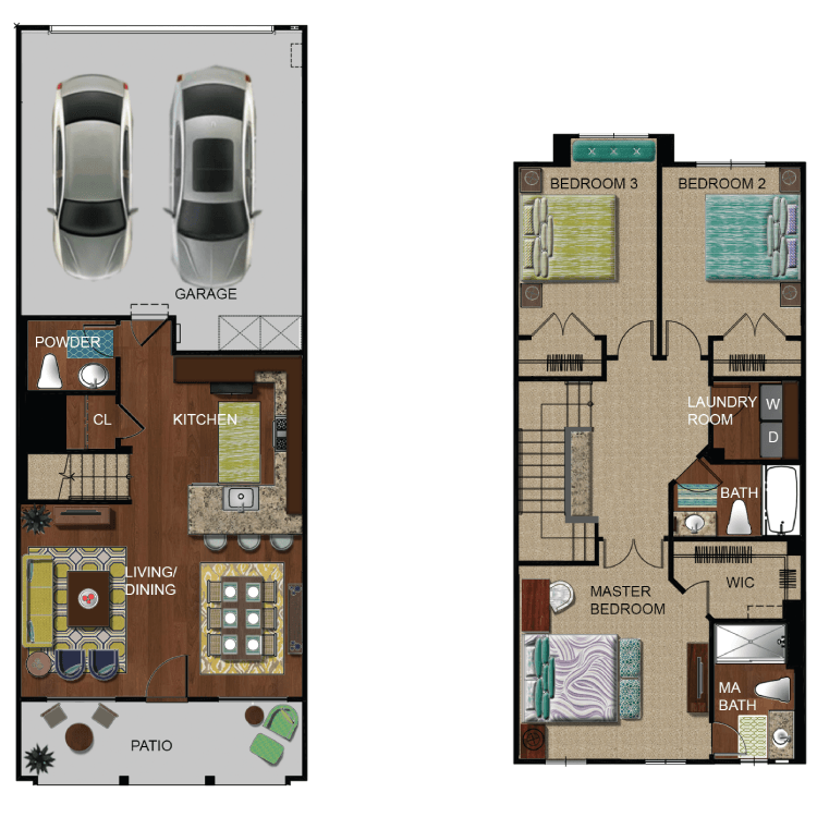 Plan 6 floor plan image