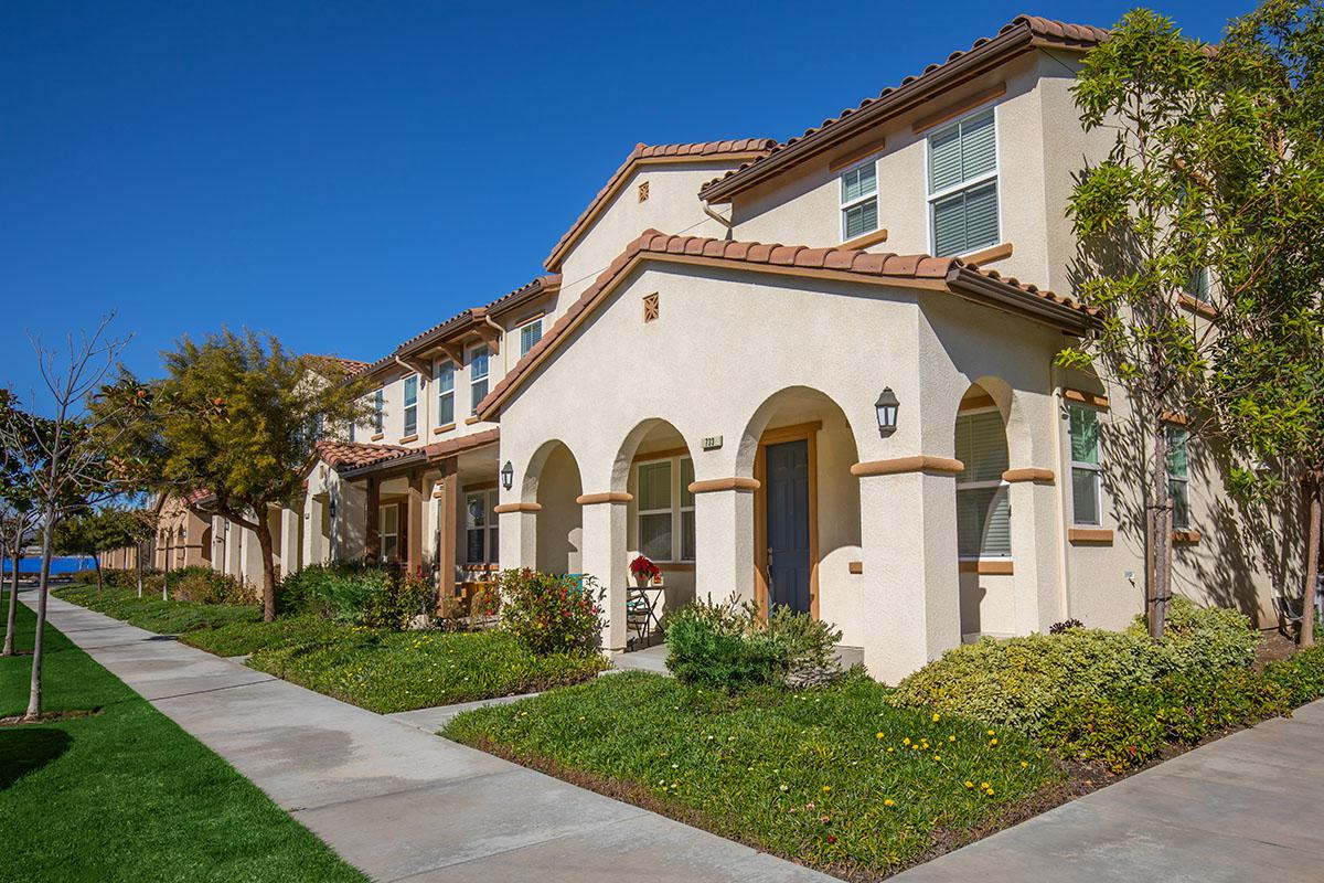 Two story townhomes in Oxnard, CA