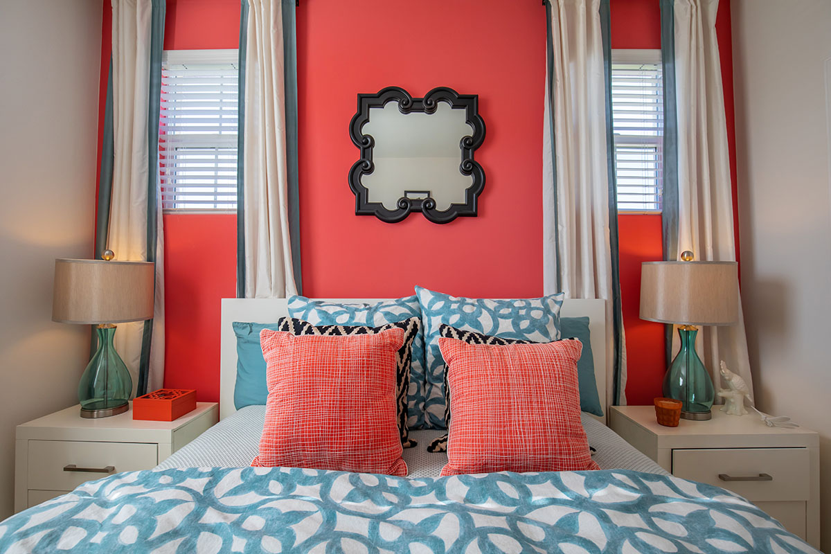 Comfortable Bedrooms at The Vines at Riverpark