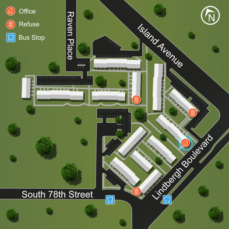 Site Map Mews Right