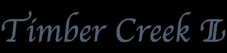 Timber Creek Estates II Logo