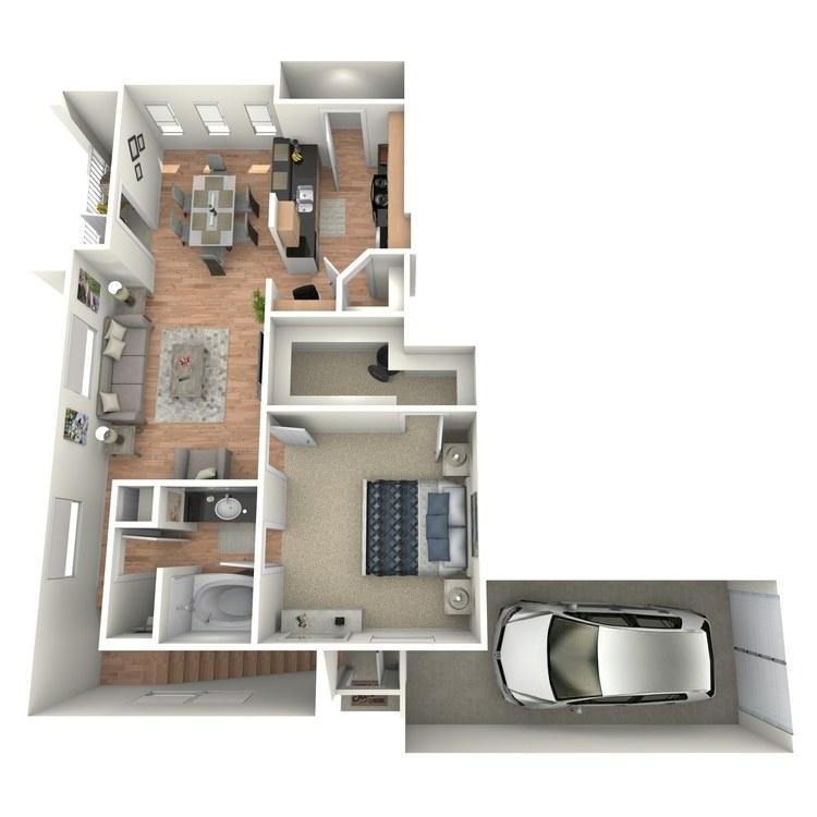 Floor plan image of D1/D2