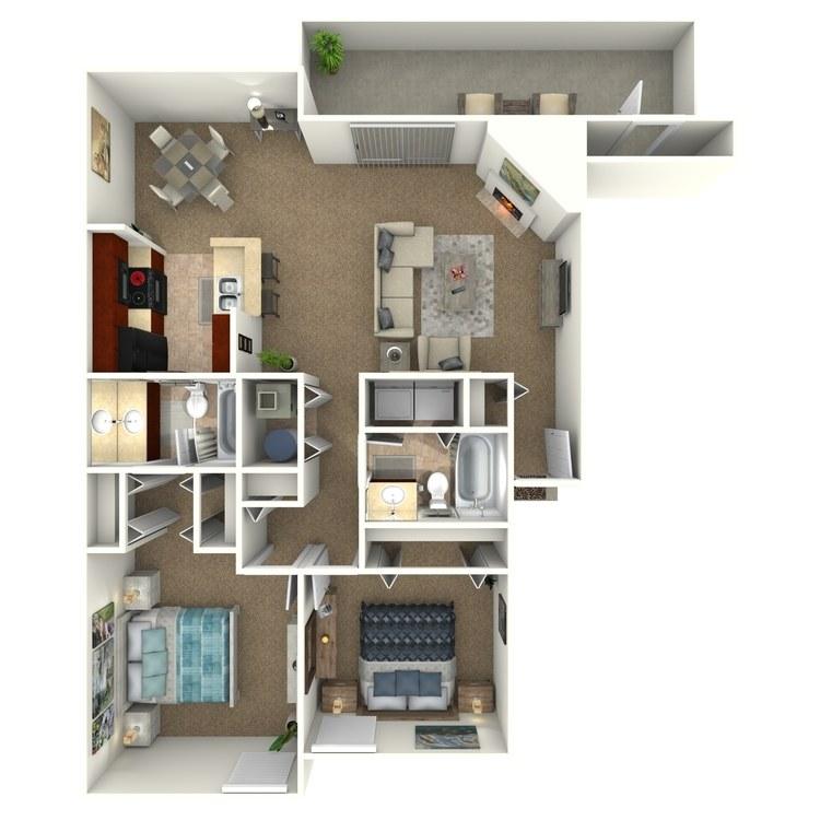 Floor plan image of The Landmark