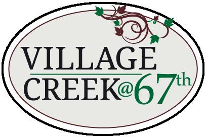Village Creek @ 67th Logo