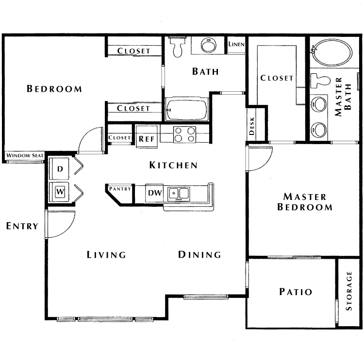 Floor plan image of Apex